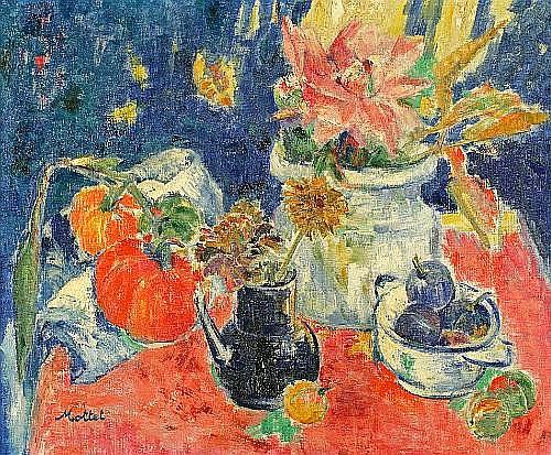 Yvonne Mottet (French, 1906-1968)
