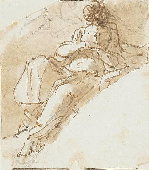 Domenico Mondo (Italian, born circa 1717-died circa 1806)