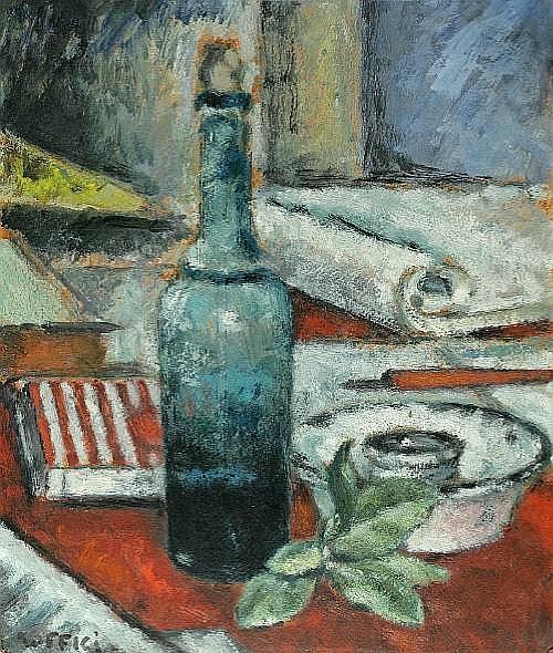 Ardengo Soffici (Italian, 1879-1964)