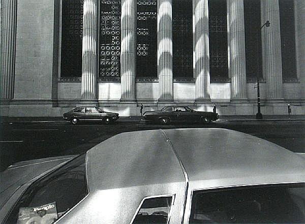 Jack Welpott (American, 1923-2007); Financial District, San Francisco;