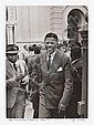 Jürgen Schadeberg (South African, born 1931); Nelson Mandela during the Treason Trial, Pretoria;, Jürgen Schadeberg, Click for value