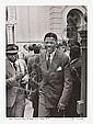 Jürgen Schadeberg (South African, born 1931); Nelson Mandela during the Treason Trial, Pretoria;, Jürgen Schadeberg, Click for value