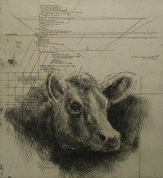 Trevor Southey (American, born 1940); A Group of Prints; (10)