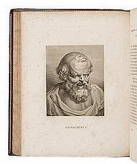 LAVATER, JOHANN KASPAR. 1741-1801. Essays on Physiognomy, designed to promote the Knowledge and Love of Mankind. London: John Stockdale, 1810.