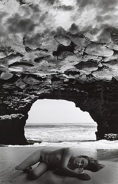 Jerry Uelsmann (American, born 1934); Selected Images; (5)