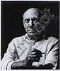 Lucien Clergue (French, born 1934); Picasso à la Cigarette à La Californie, Cannes;, Lucien (1934) Clergue, Click for value