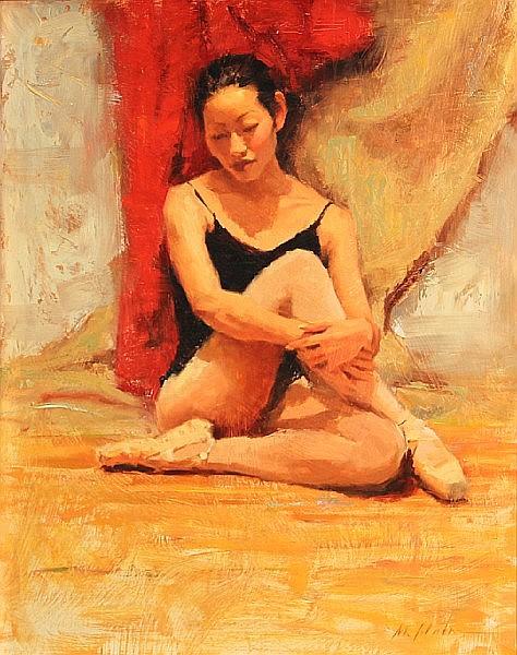Mike Malm (American, born 1972) Kendi, 1998 20 x 16in
