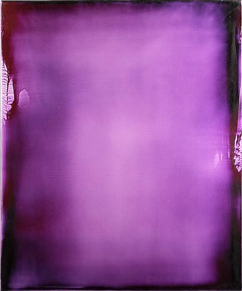 Jimi Gleason (American, born 1961) Ghost Haze, 2004 18 x 15in