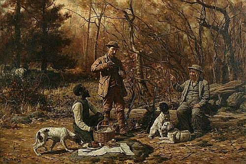 John Martin Tracy (American, 1843-1893)