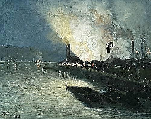 Aaron Henry Gorson (American, 1872-1933)