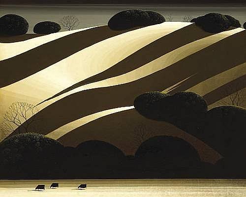 Eyvind Earle (American, 1916-2000)