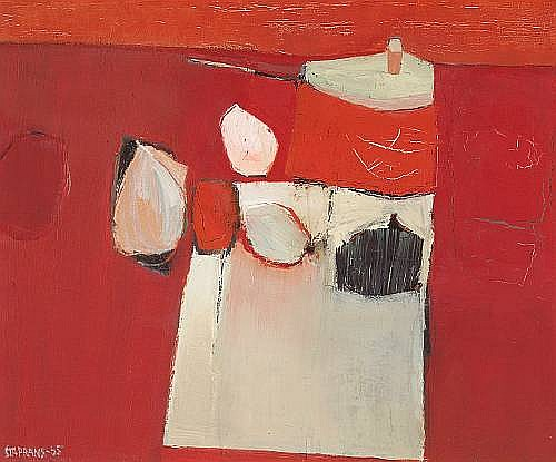 Raimonds Staprans (Latvian/American, b.1926)