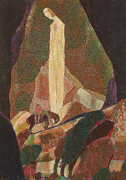 Karoly Fulop (Hungarian/American, 1893-1963)