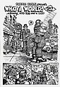 Robert Crumb (American, b.1943) , Robert Crumb, Click for value