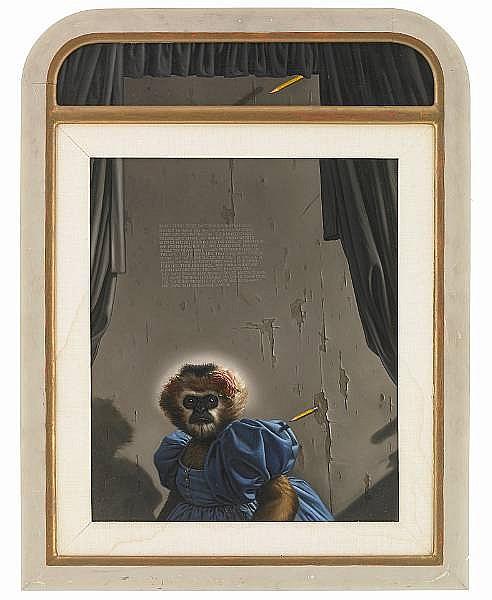 Donald Roller Wilson (American, b.1938)