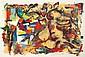 Terence David La Noue (American, born 1941); Tarantella Series: VI;, Terence La Noue, Click for value