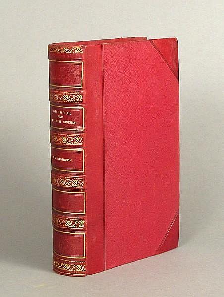 ATKINSON, THOMAS WITLAM. 1799-1861.
