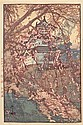 Hiroshi Yoshida (1876-195): eight modern prints, Hiroshi Yoshida, Click for value