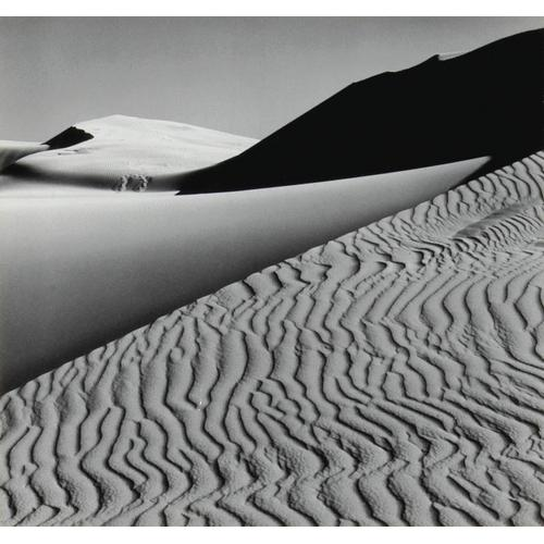 Ansel Adams, Dunes, Oceano, Calif., photo