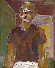JOHN CURRIN (b. 1962) Self Portrait, 1982