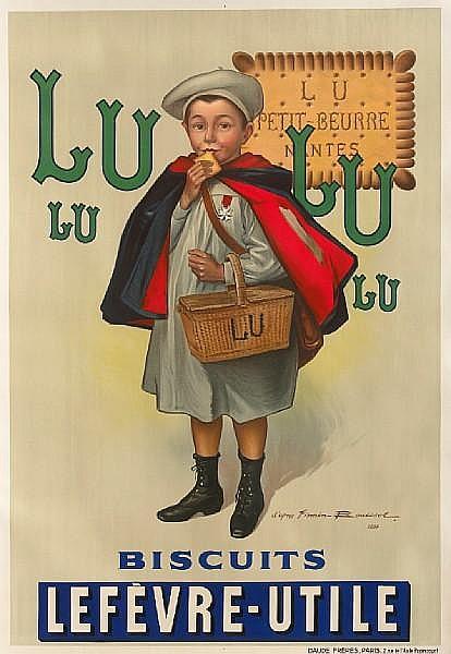 Firmin Bouisset (French, 1859-1925); Lu Lu;