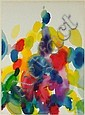 Alice Baber (American, 1928-1982) Untitled, 1970 30 x 21 3/4in, Alice Baber, Click for value