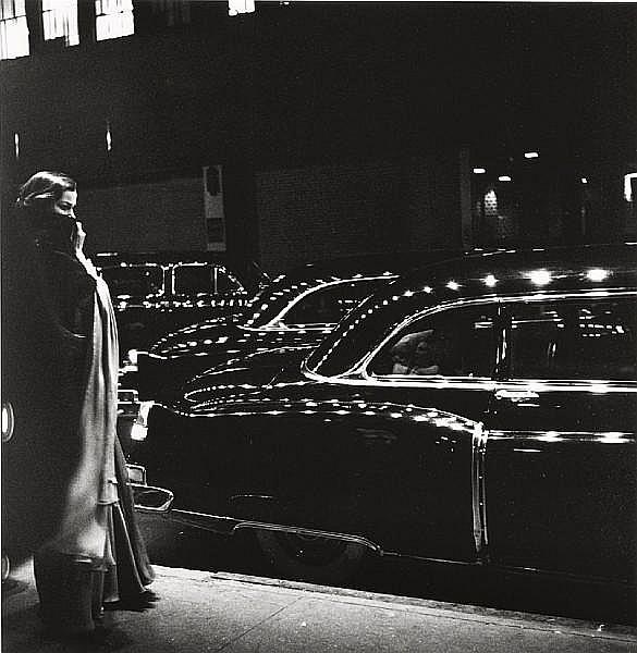 Eve Arnold (American, born 1913); Gala Opening Metropolitan Opera, New York;