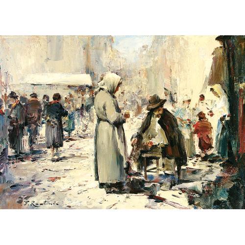 Ferruccio Rontini, The Market