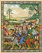 Arthur Szyk (Polish, 1894-1951) Jamestown Poles,, Arthur Szyk, Click for value