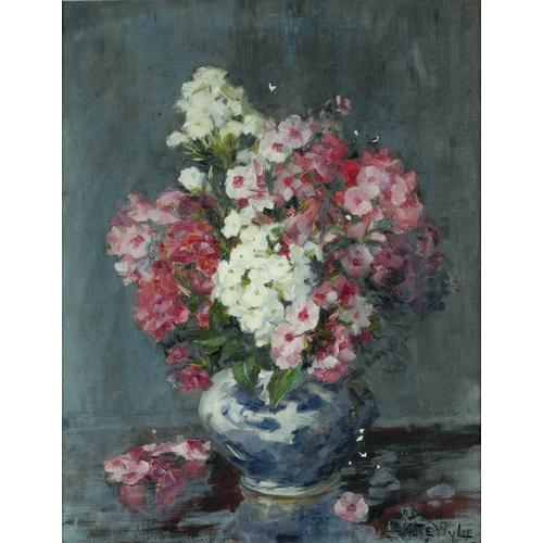Kate Wylie Still Life Flowers Oil
