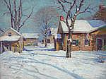 Robert Alexander Graham (American, 1873-1946) Old House, New Jersey 17 7