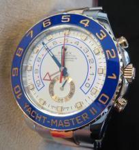 Yacht Masters Rolex Watch.
