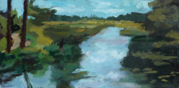 Goldmine Road #5 by Judith Prager