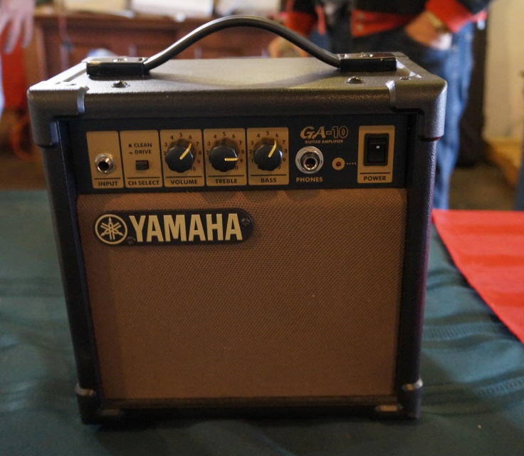 Yamaha Guitar Amplifier Ga