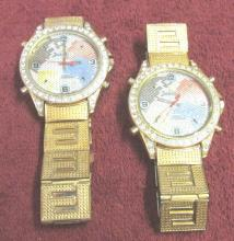 Lot Of 2 Men's Watches