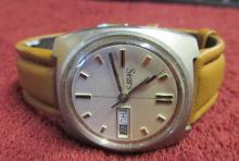 Men's Stainless Steel Sears Brand Watch