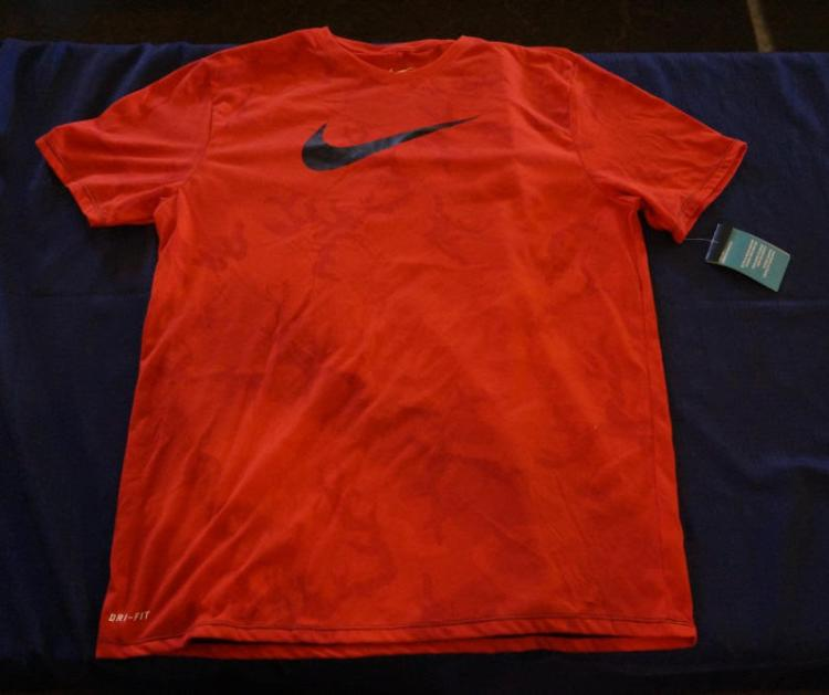 Brand new nike dri fit shirt and shorts for T shirt printing stockton ca