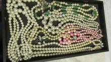 Vintage Costume Jewelry Necklaces & Earrings