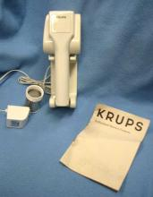 Krups Electric Cheese Grader