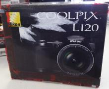 Nikon Cool Pix L120 Digital Camera, New In Box