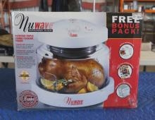 New Nuwave Infrared Cooking System