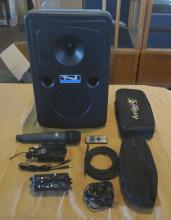 Anchor Audio Go Getter 8000 Portable Sound System