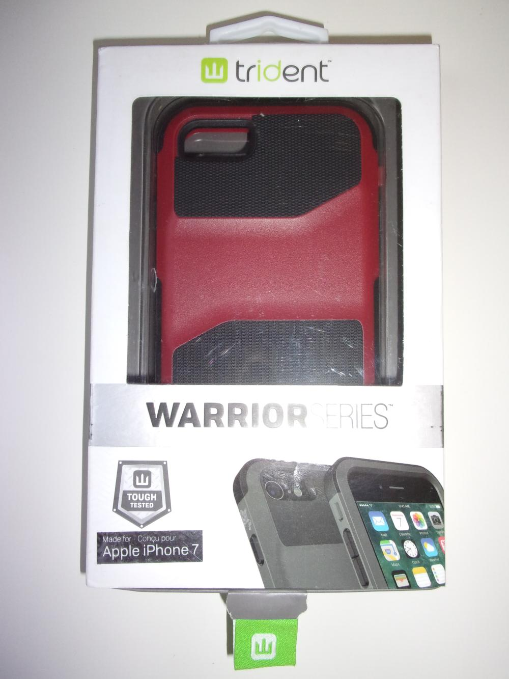 1 x ** NEW** Trident Warrior Series for IPhone 7