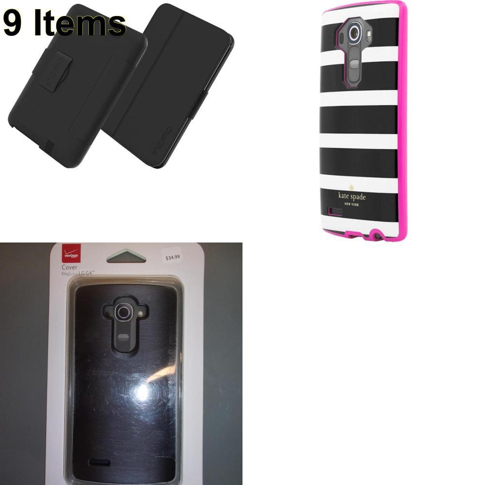 9 X **NEW** Phone Cases, Electronics and More (Incipio,Kate Spade,Verizon)