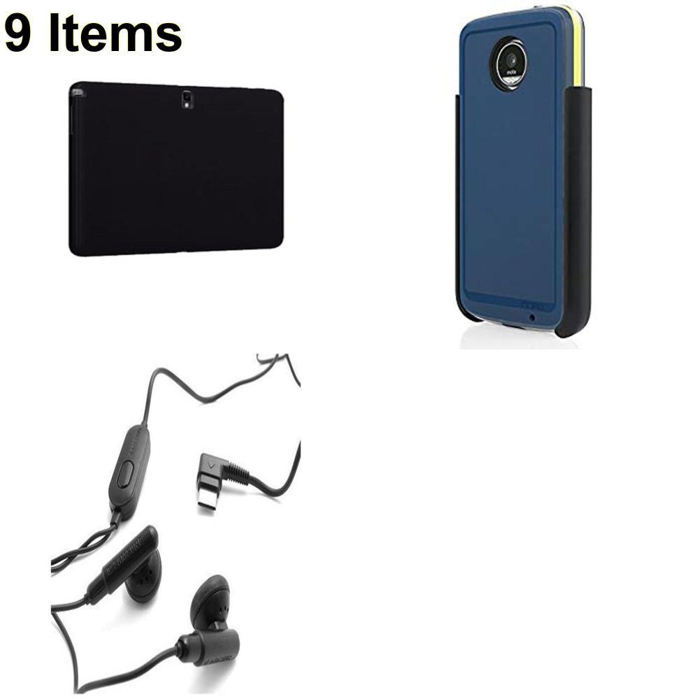 9 X **NEW** Phone Cases, Electronics and More (Incipio,Samsung,Verizon)