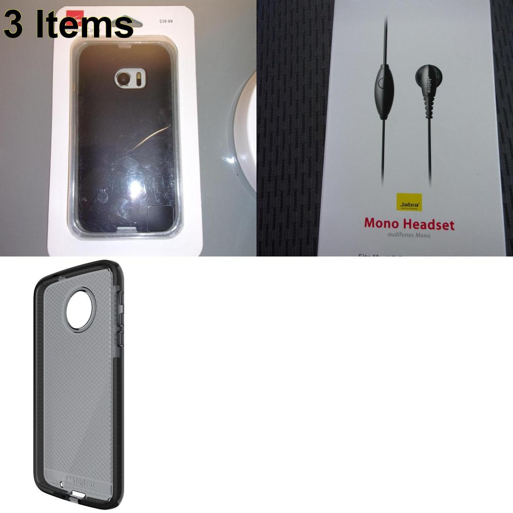 3 X **NEW** Phone Cases, Electronics and More (Verizon)