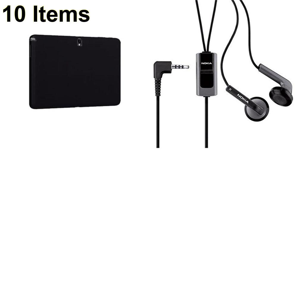 10 X **NEW** Phone Cases, Electronics and More (Nokia,Verizon)