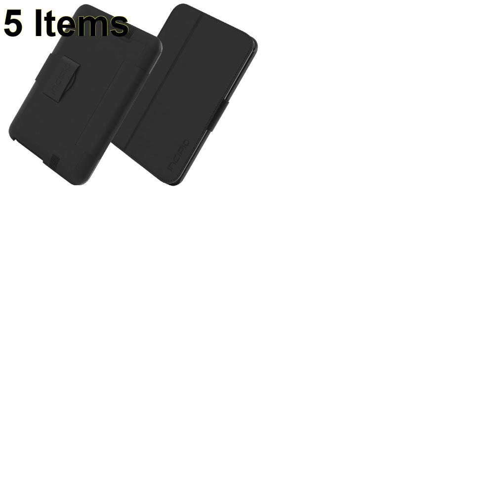 5 X **NEW** Phone Cases, Electronics and More (Incipio)