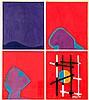 MOHAMMED KACIMI, (1942-2003) , Mohamed Kacimi, Click for value