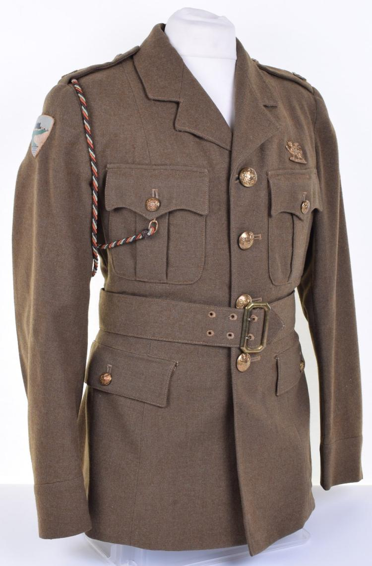 WW2 ATS East Kent District Uniform